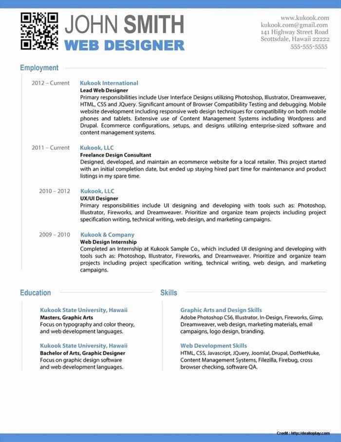 Microsoft Fice Resume Templates 2012 Resume Resume