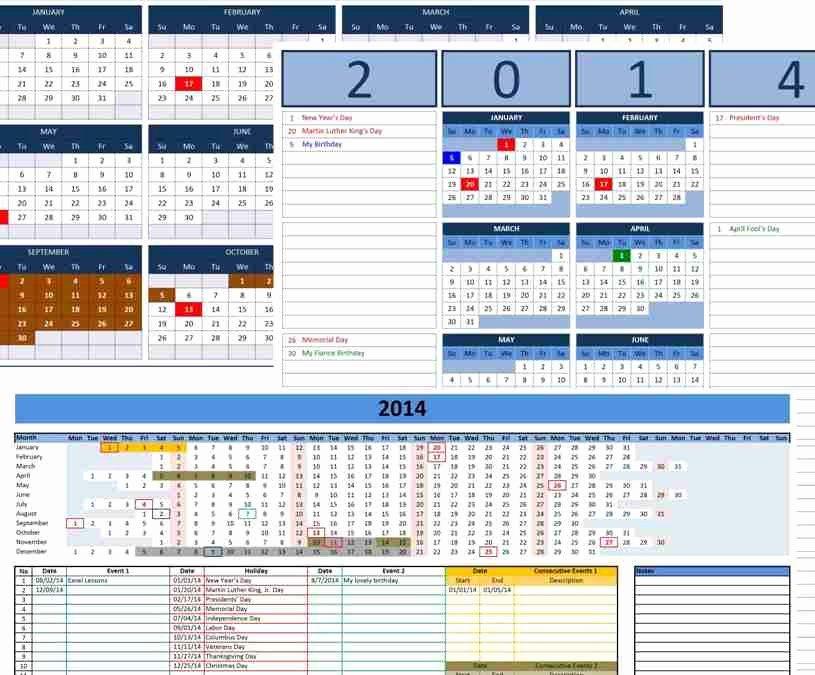Microsoft Fice Templates Calendar Calendar Template 2018