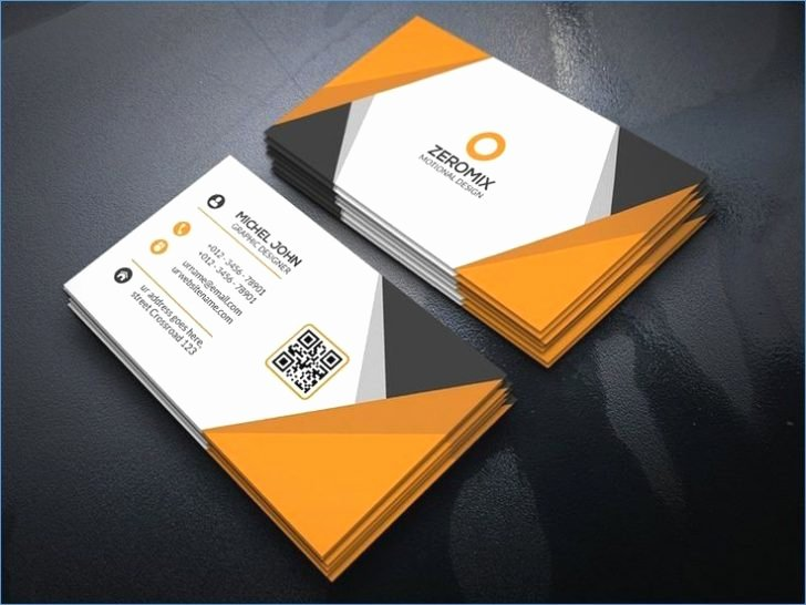 Microsoft Office Business Card Template Free