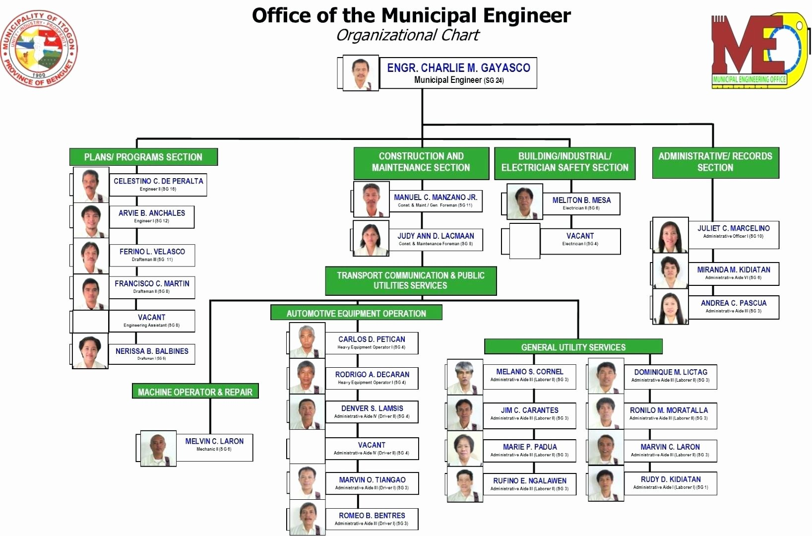 Microsoft Office organizational Chart Template thevillas
