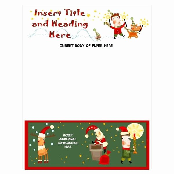Microsoft Publisher Christmas Templates Invitation Template