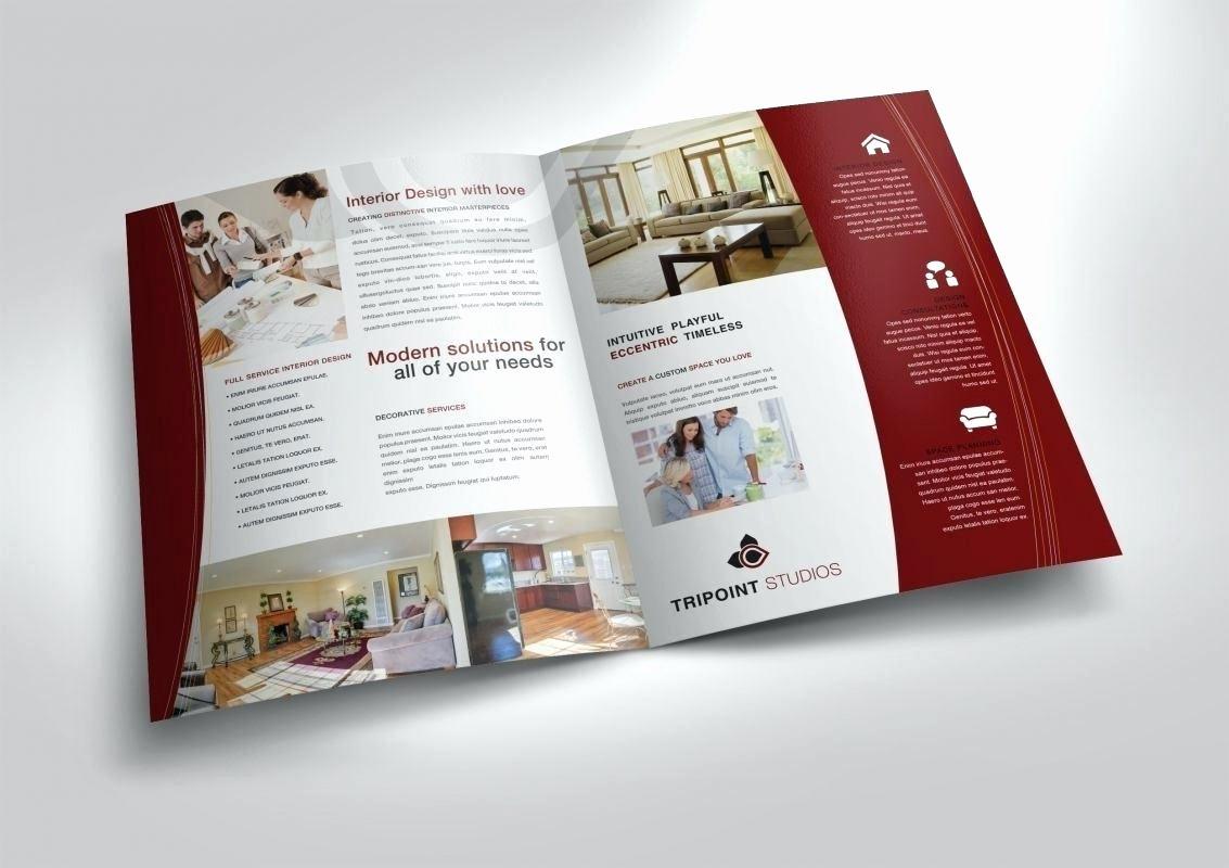 Microsoft Publisher Tri Fold Brochure Templates Template