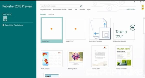 Microsoft Publisher Website Templates Free Free