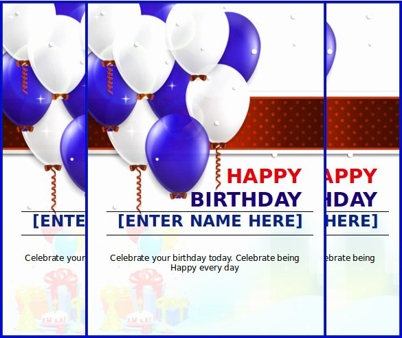 Microsoft Word Birthday Invitation Templates Free – Best