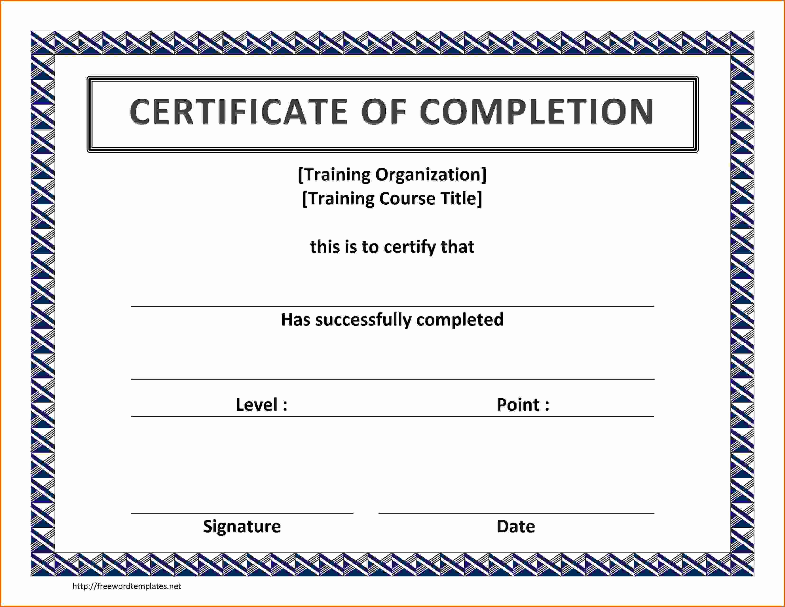 Microsoft Word Certificate Templatereference Letters Words