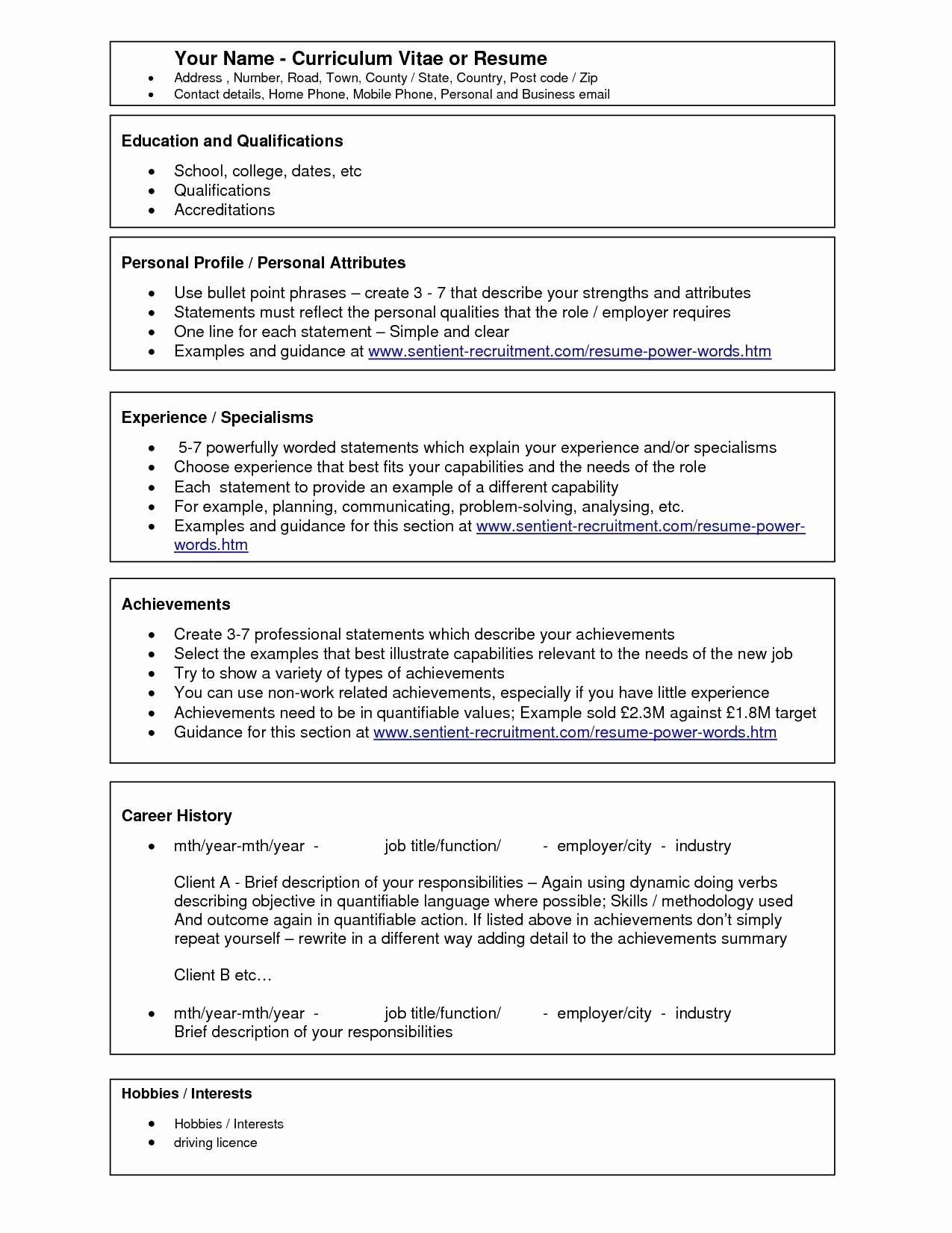 Microsoft Word Resume Builder Expert Microsoft Fice