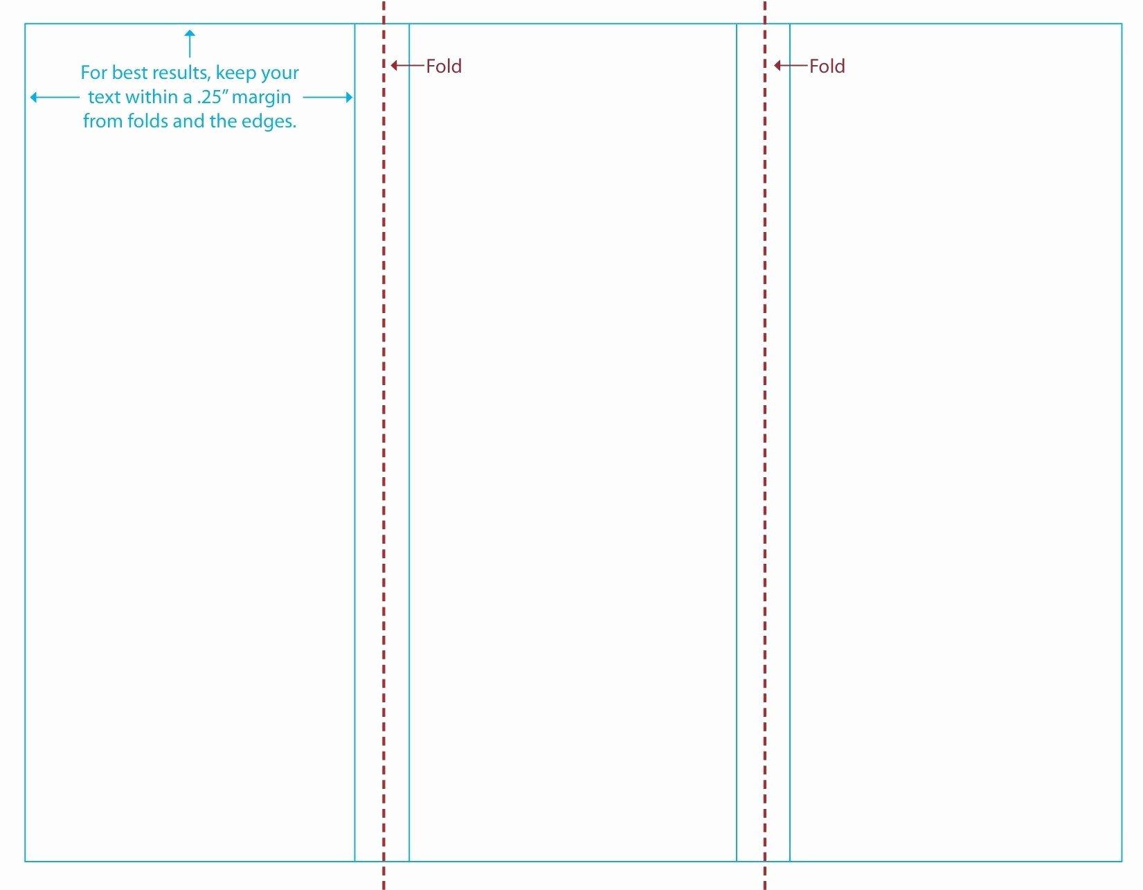 Microsoft Word Tri Fold Template Portablegasgrillweber
