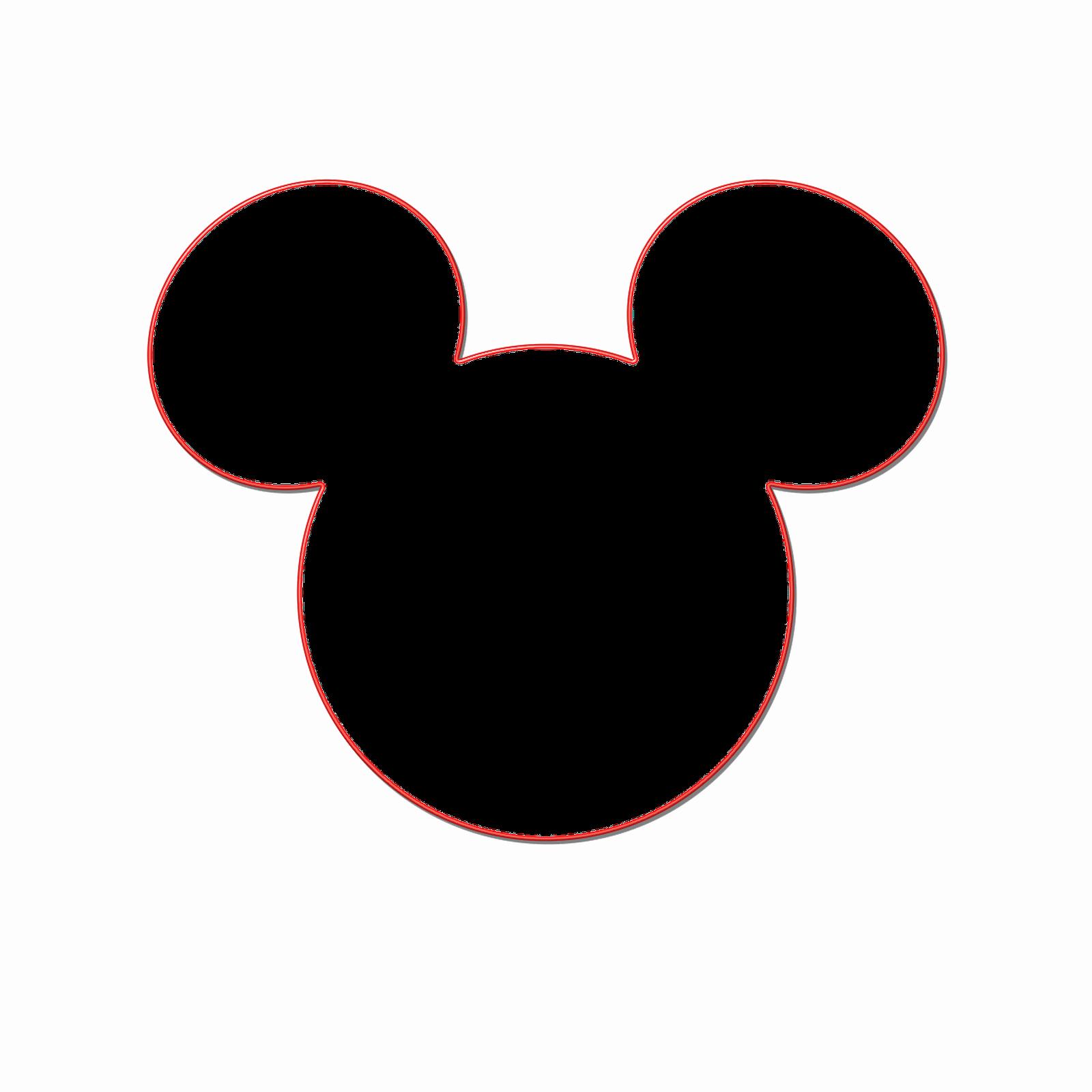 Milliepie S Musings Making Your Own Mickey Head
