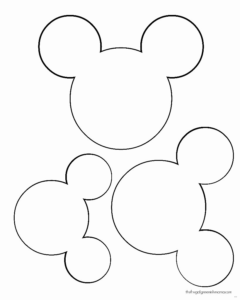 Minnie Mouse Bow Drawing at Getdrawings