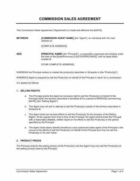 Mission Sales Agreement form Templates Resume Examples Jry4oo5abe