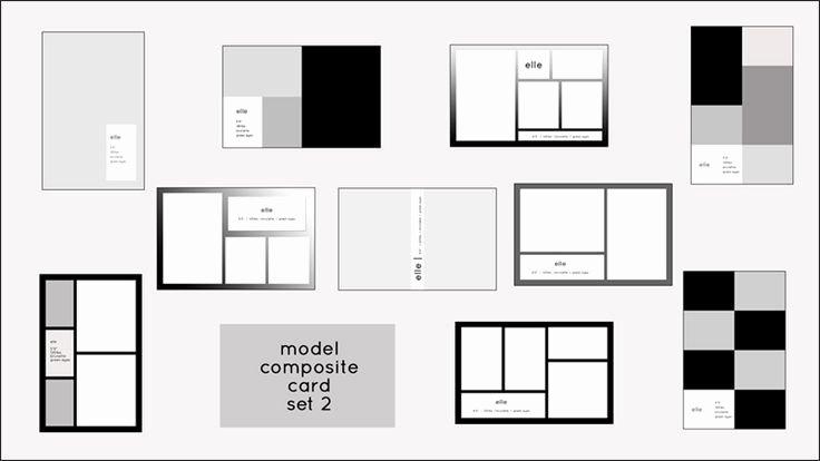 Model P Card Templates