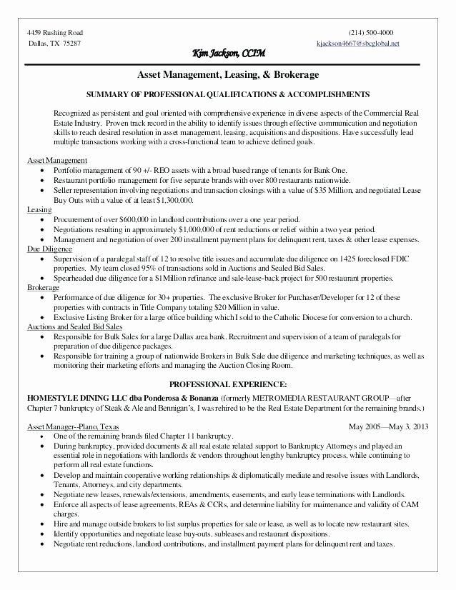 Mortgage Broker Job Description Resume Resume Ideas