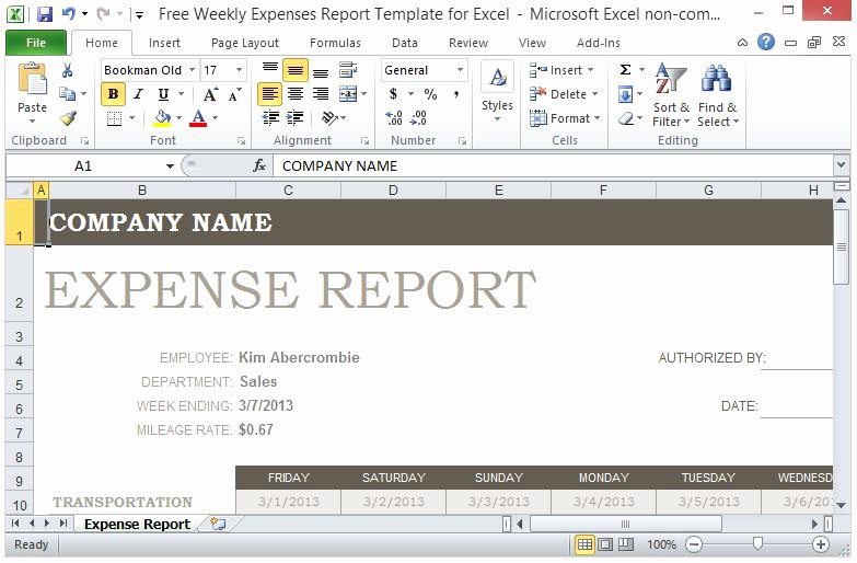 Motor Vehicle Expenses Log Book Impremedia