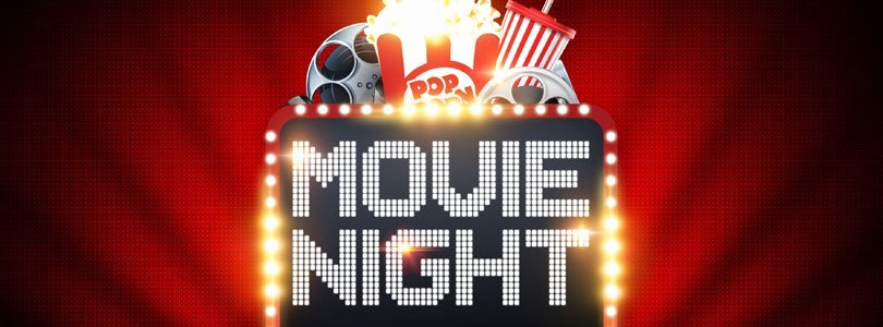 Movie Night Psd Flyer Template 9946 Styleflyers
