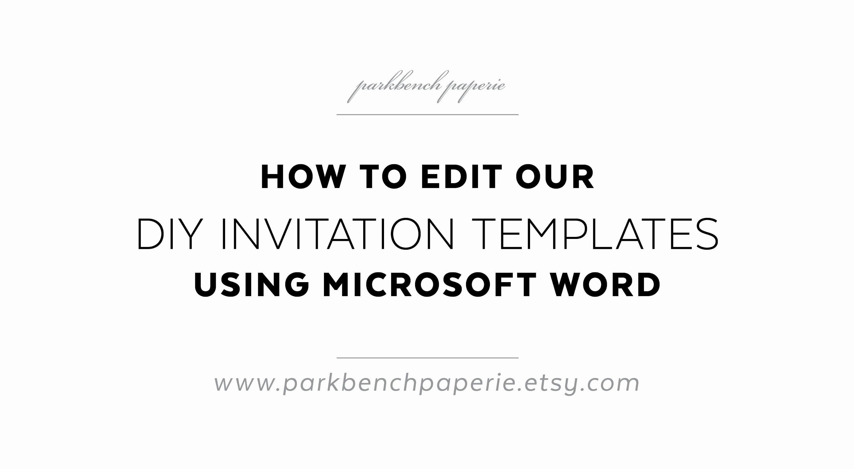 Ms Word Invitation Template Portablegasgrillweber