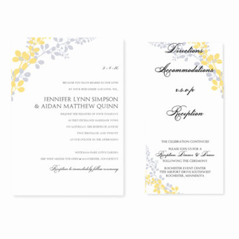 Ms Word Invitation Templates Free Download