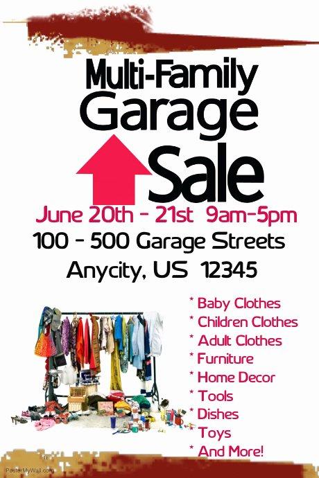 Muirli Family Garage Sale