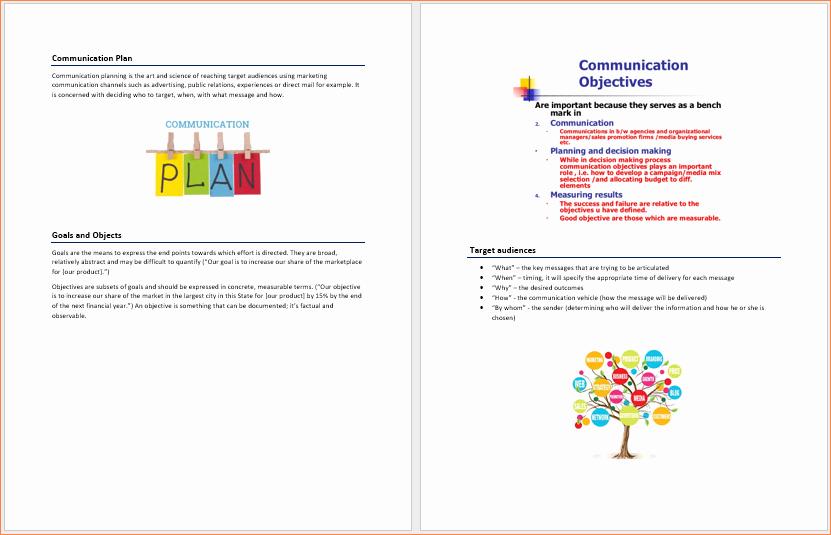 Munication Business Plan