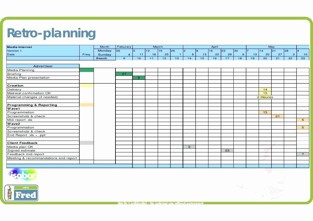 Munications Plan Template Excel Project Management