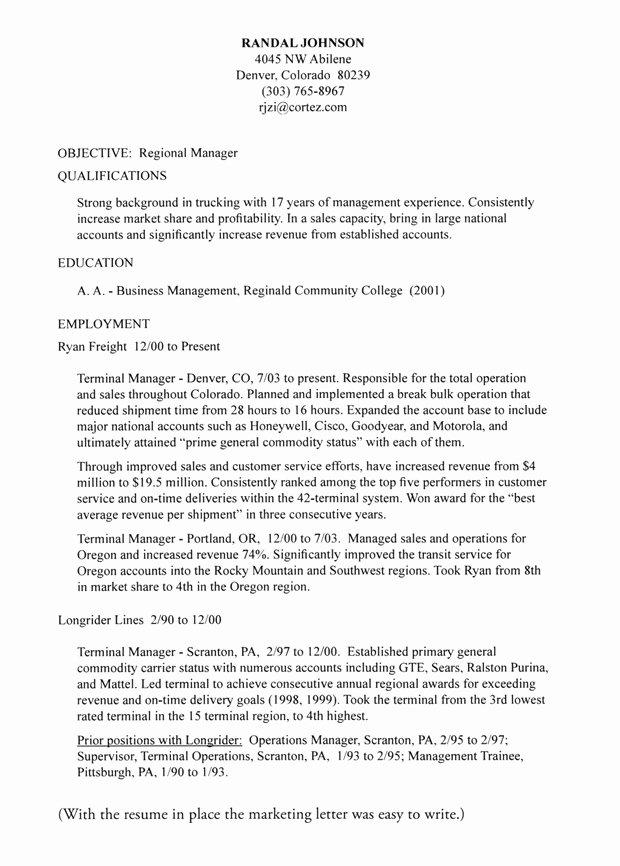 My Perfect order Picker Resume Samplebusinessresume