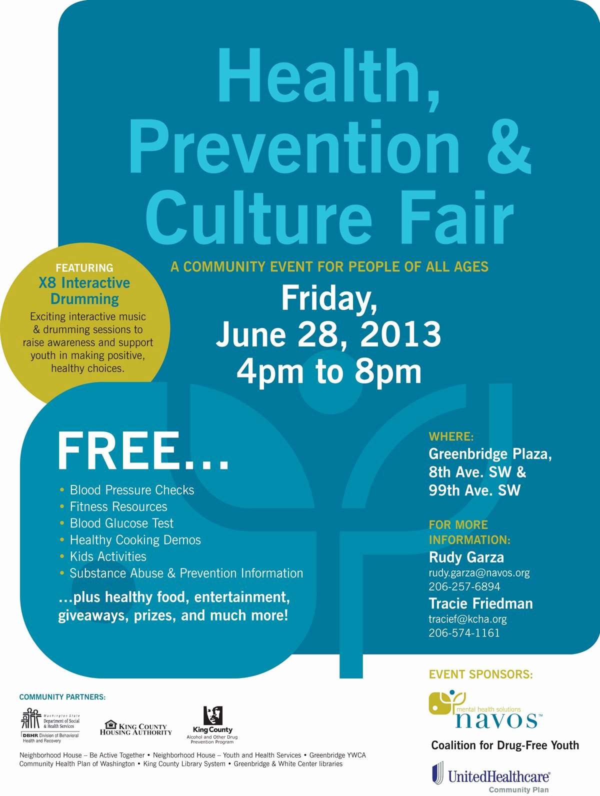 Navos Holding Health Prevention & Culture Fair at