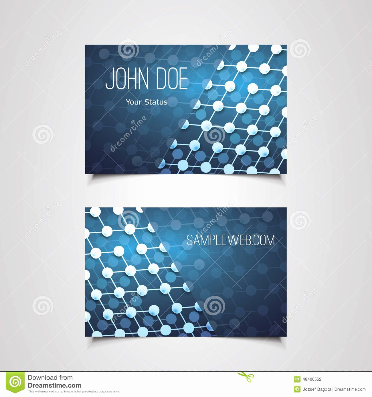 Networking Business Card Templates Business Card Design