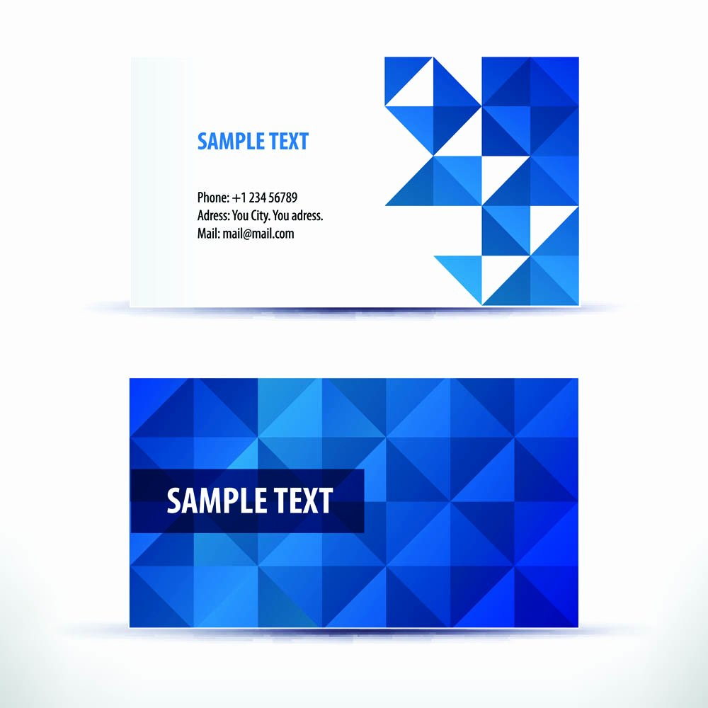 new 2015 free business card templates 12