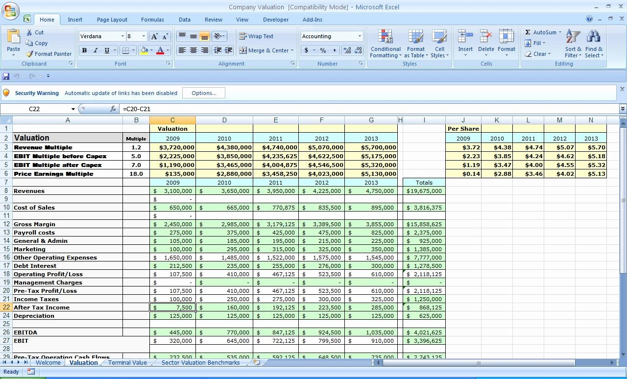 New Business Excel Spreadsheet Business Spreadsheet