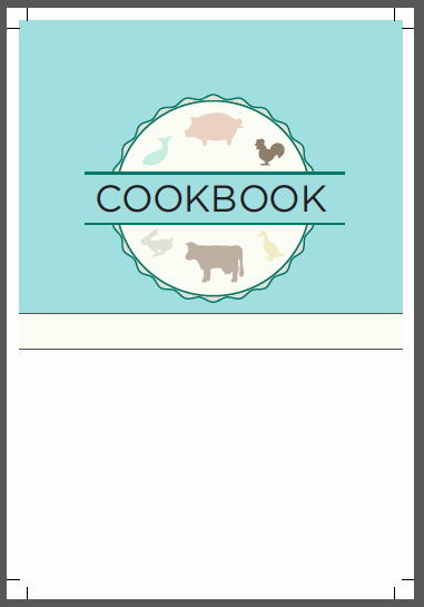 New Cookbook Covers are Here
