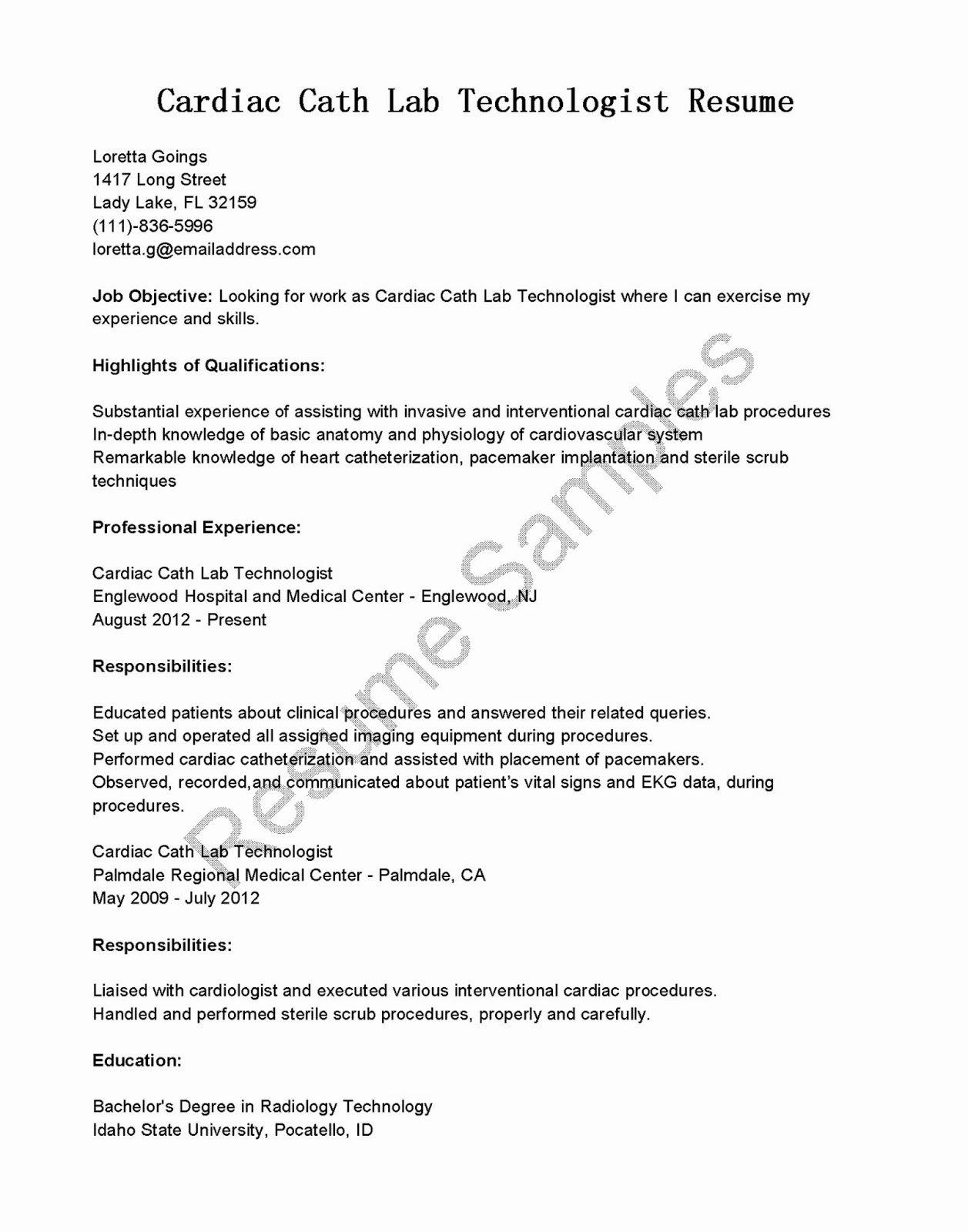 New Dental Lab Technician Sample Resume Resume Daily