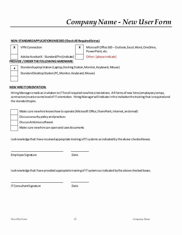 New Employee Checklist Template Excel Tire Driveeasy