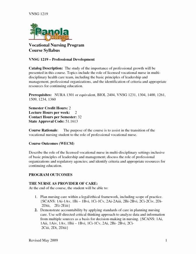 New Grad Lpn Resume Best Resume Collection
