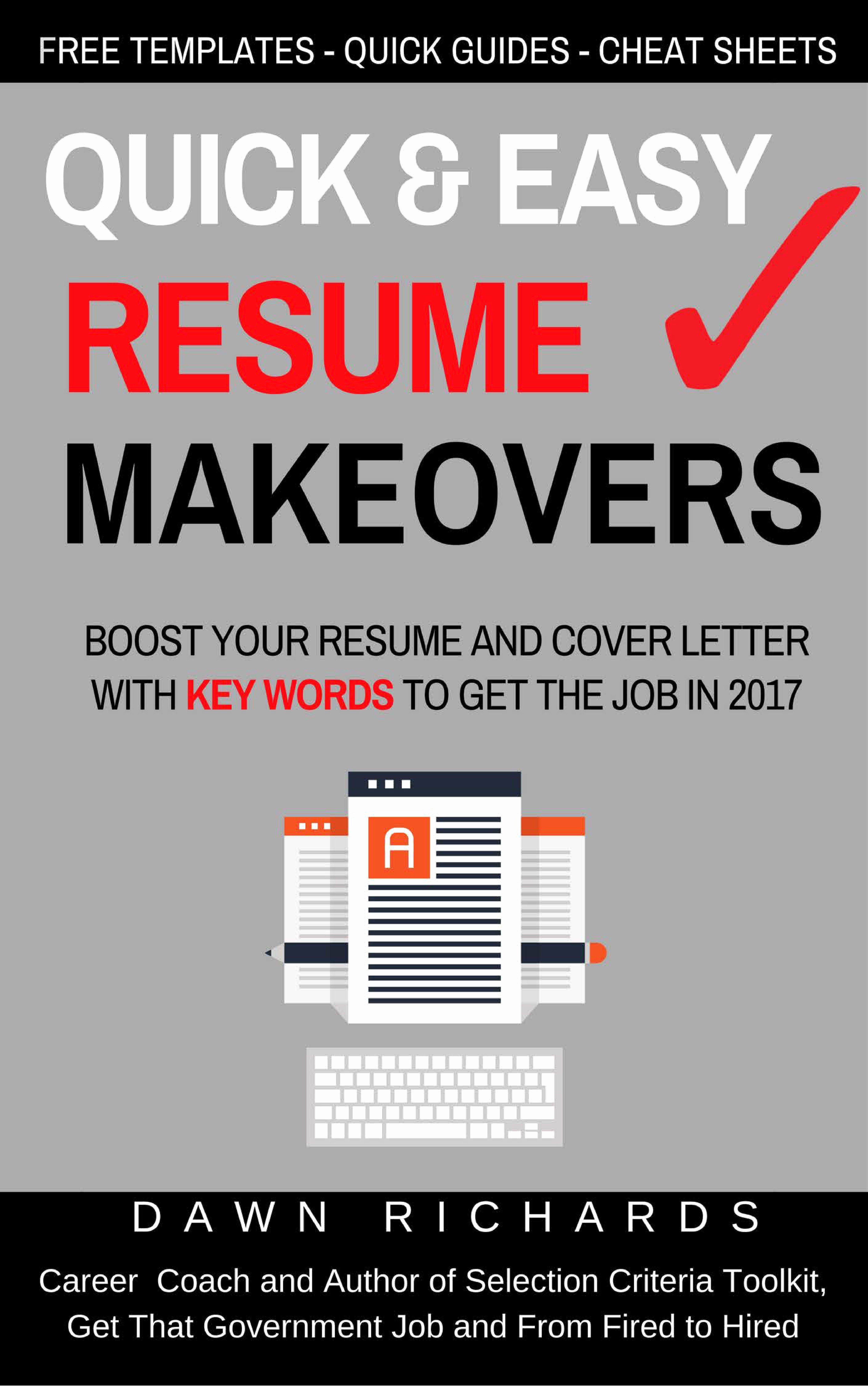 New Rules for Writing Résumés – Quick & Easy Résumé