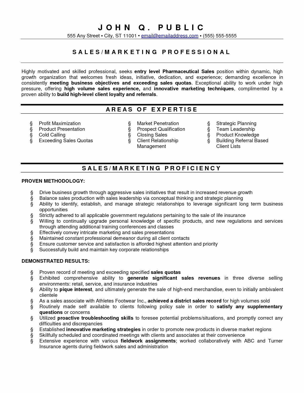 New Sample Resume Objectives Career Change