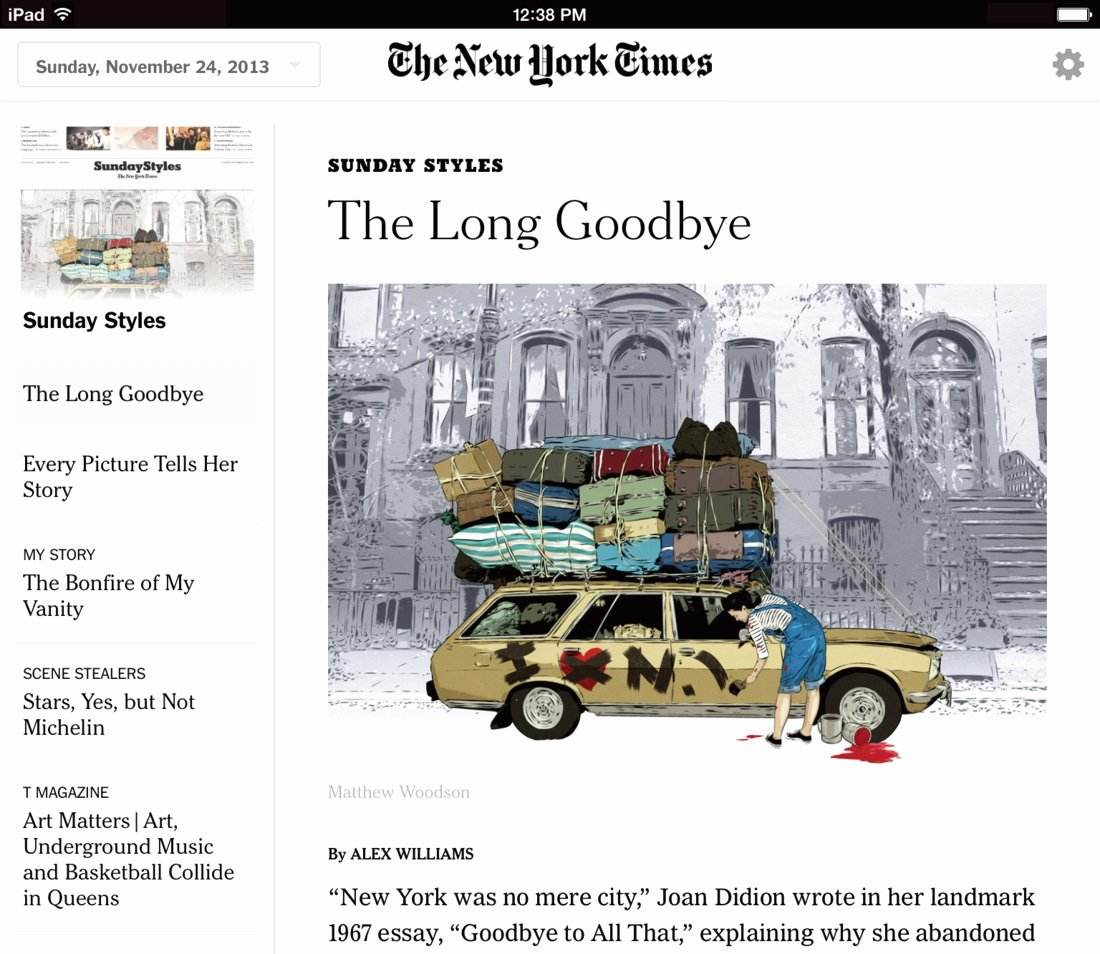 New York Times today S Paperwritings and Papers
