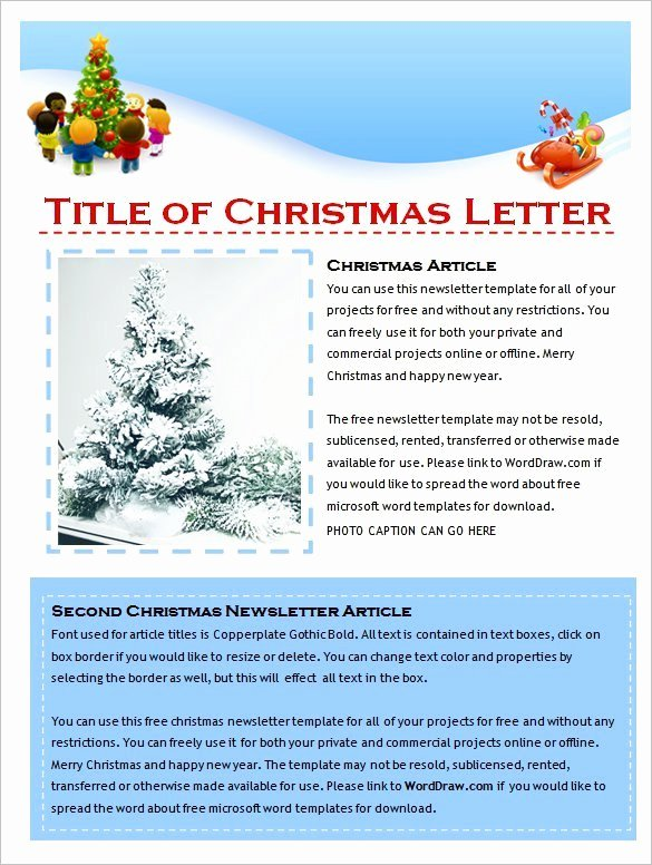 Newsletter Template Email Newsletter Templates