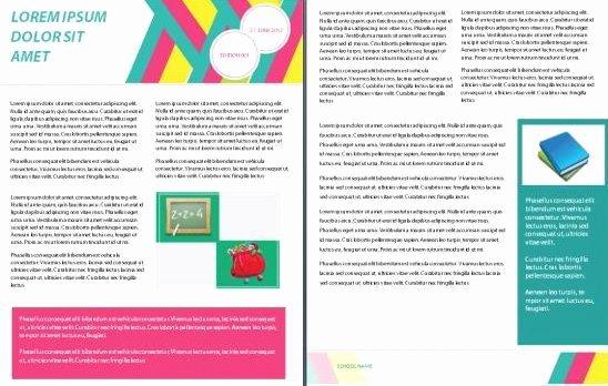 Newsletter Template Microsoft Word Studiojpilates