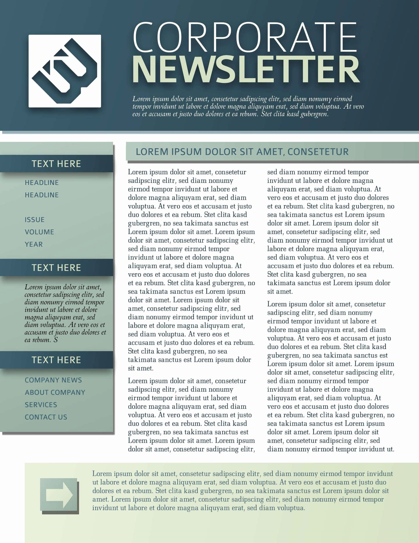 Newsletter Templates In Word Portablegasgrillweber