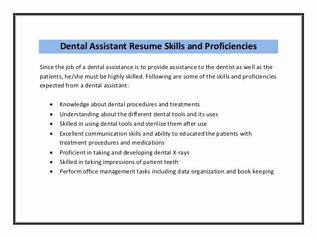 Nice Dental assistant Job Description
