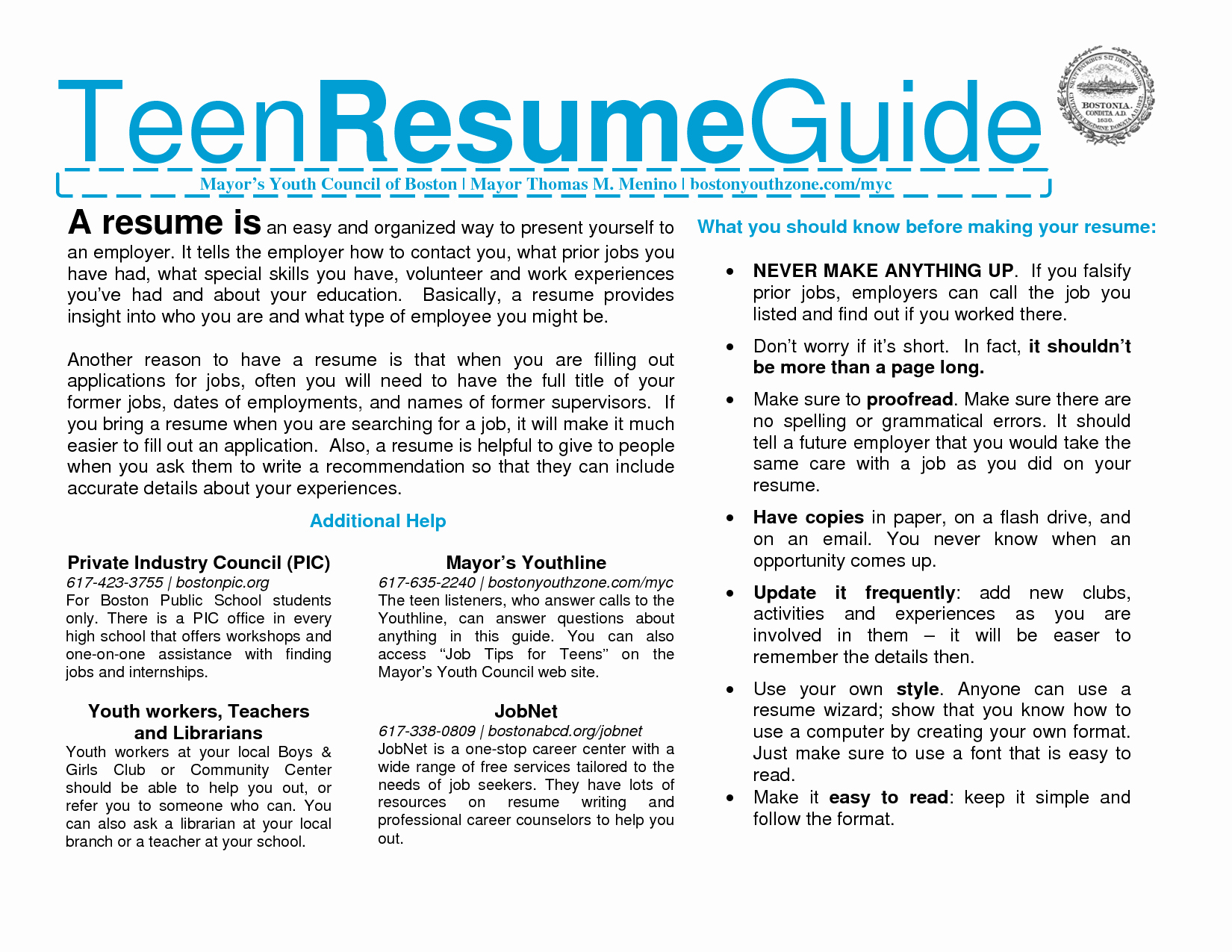 Nice First Time Resume Writing Tips About Resumes for