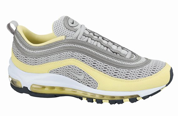 Nike Wmns Air Max 97 Premium Metallic Silver Electric