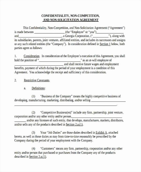 non pete agreement massachusetts