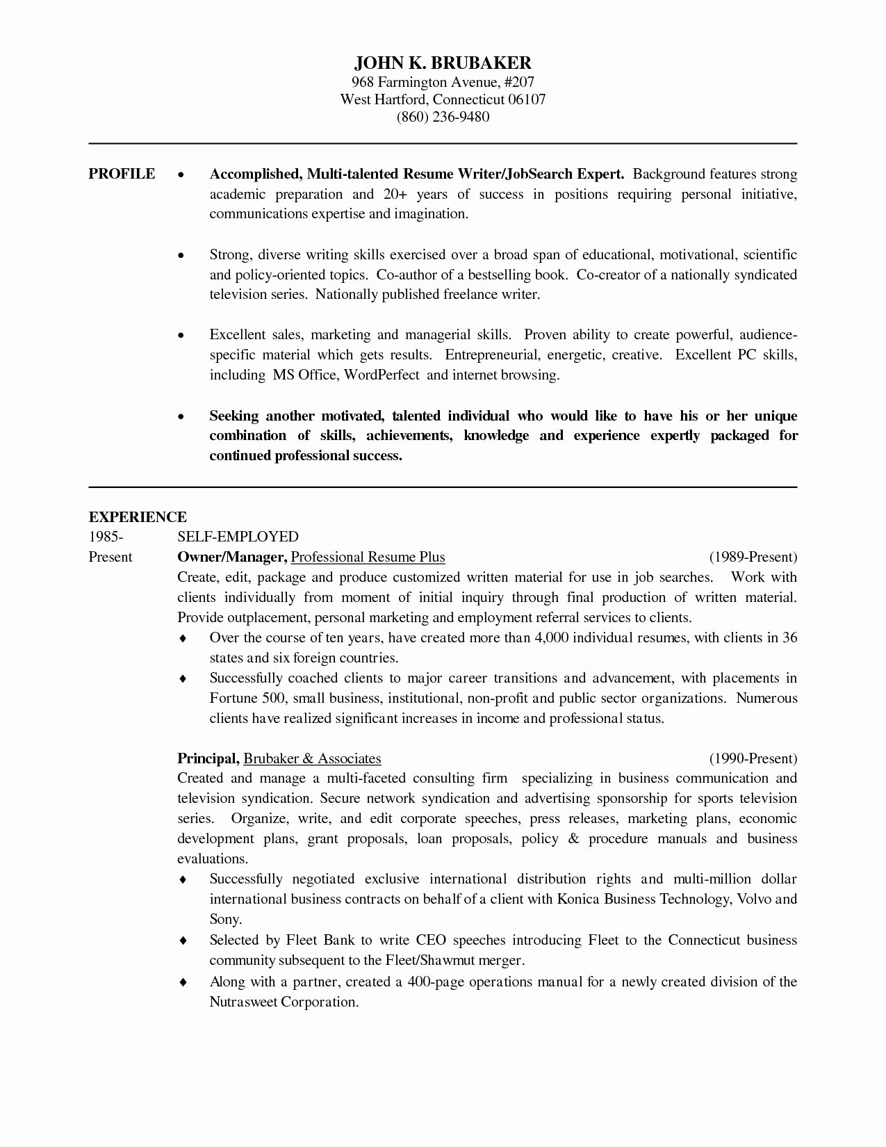 Non Profit Accounting Resume Samples Sidemcicek