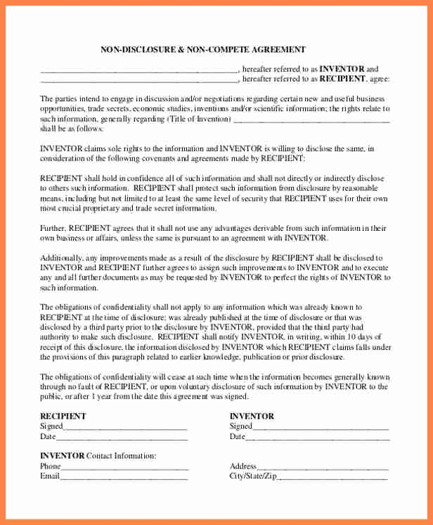 Noncircumvention Agreement Image Collections Agreement