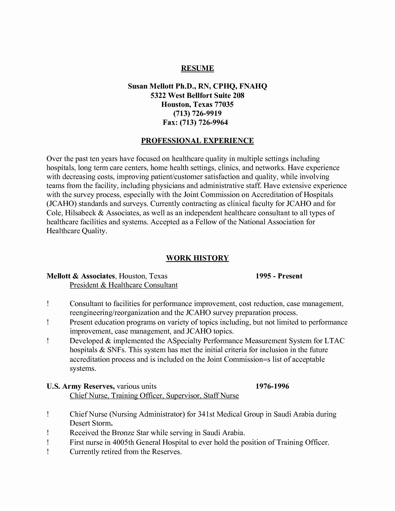 Nurse Tech Job Description Resume Resume Ideas