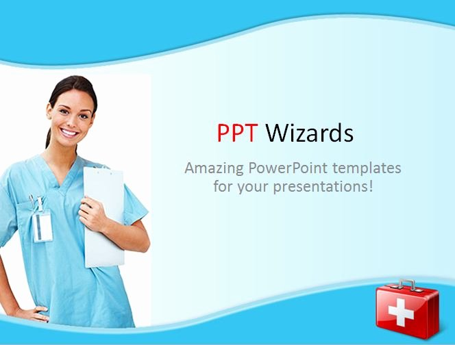 Nursing Powerpoint Templates Rebocfo