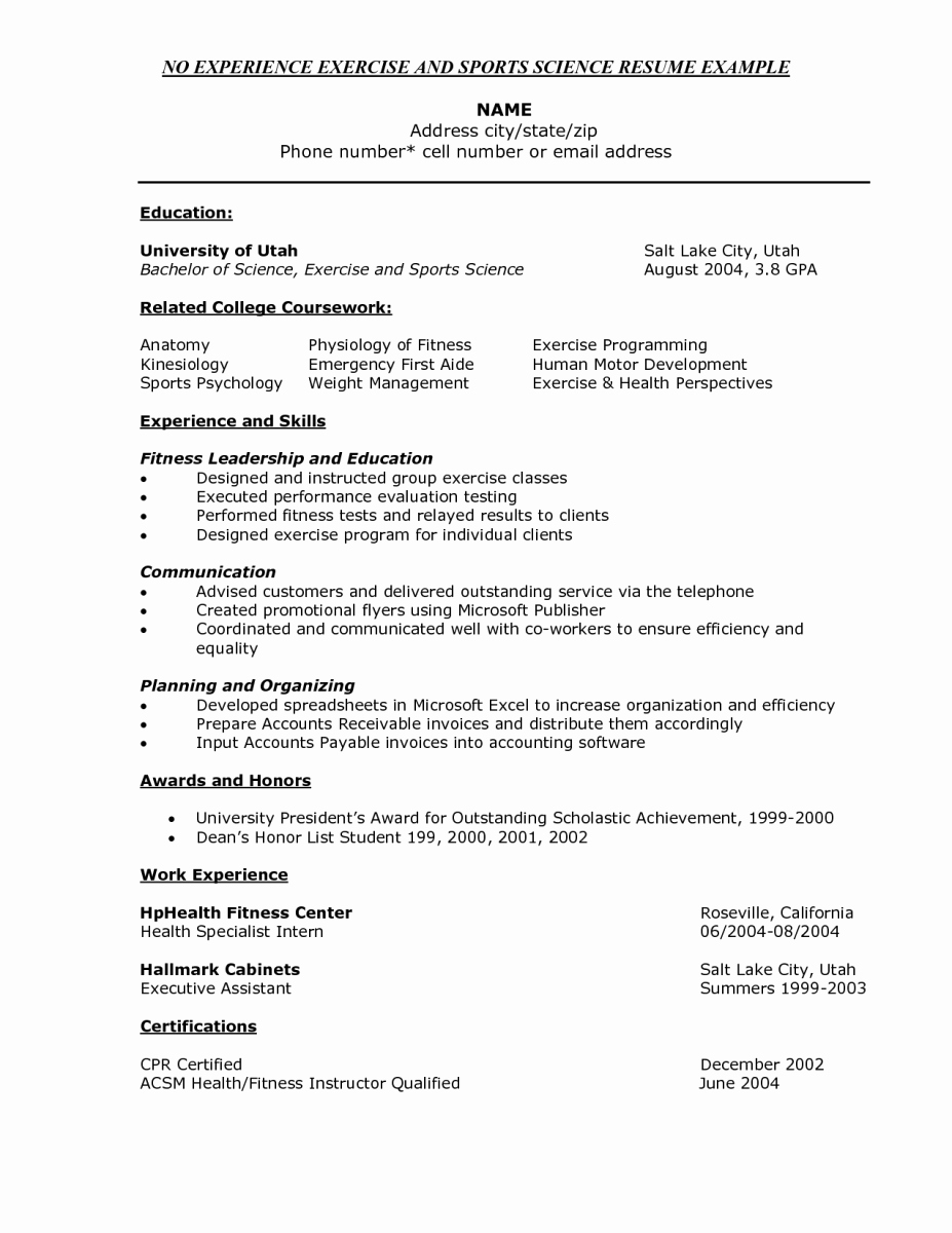Nursing Resume Skills and Abilities – Perfect Resume format