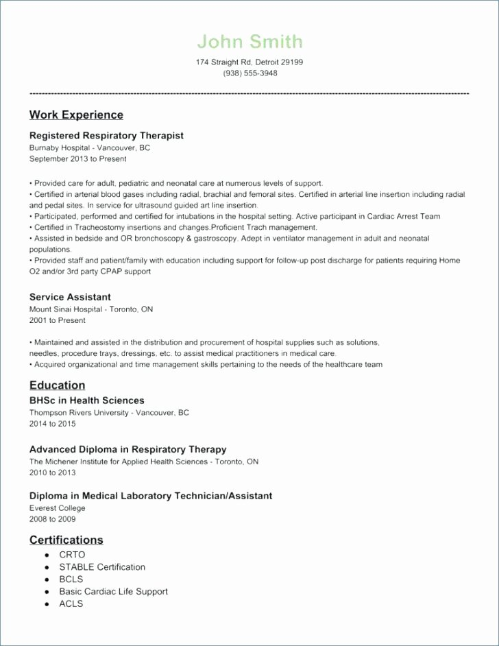 Occupational therapist Resume – Bezholesterol