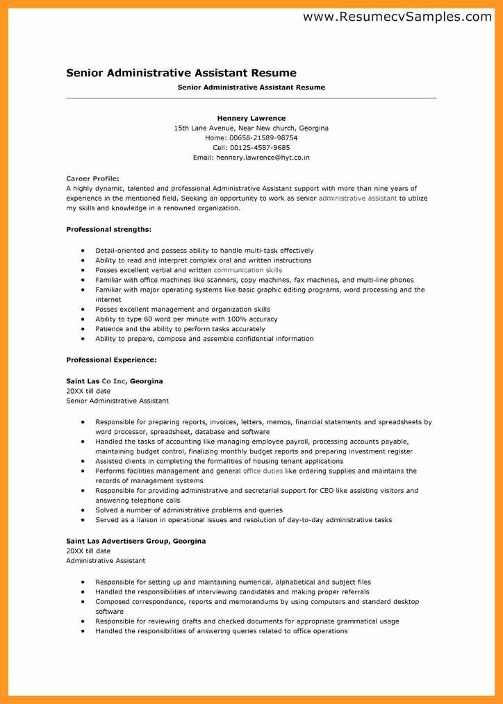 Office assistant Resume Description