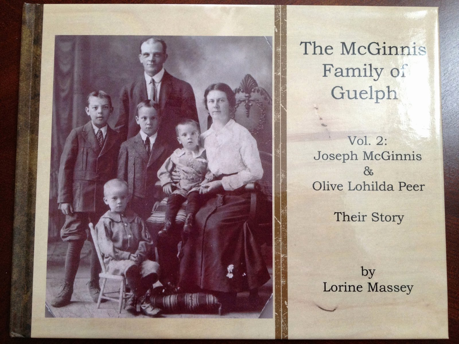 Olive Tree Genealogy Blog Creating A Family Story Book